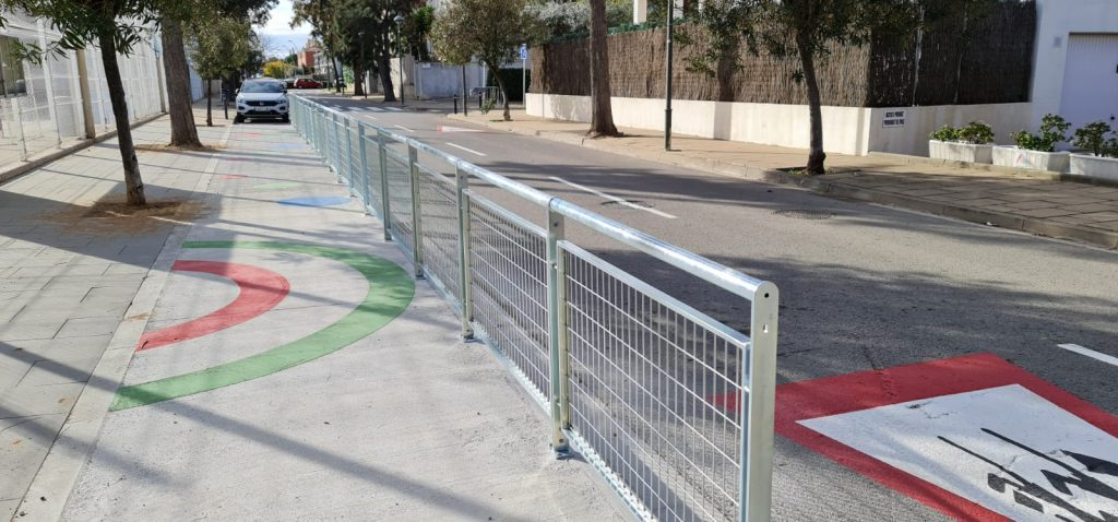 Hera fences installation
