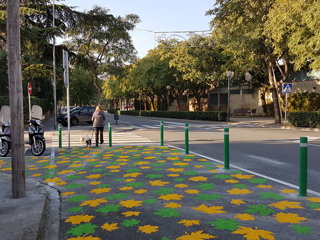 Safer crossings in Sant Just Desvern