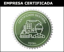 empresa certificada gestiona